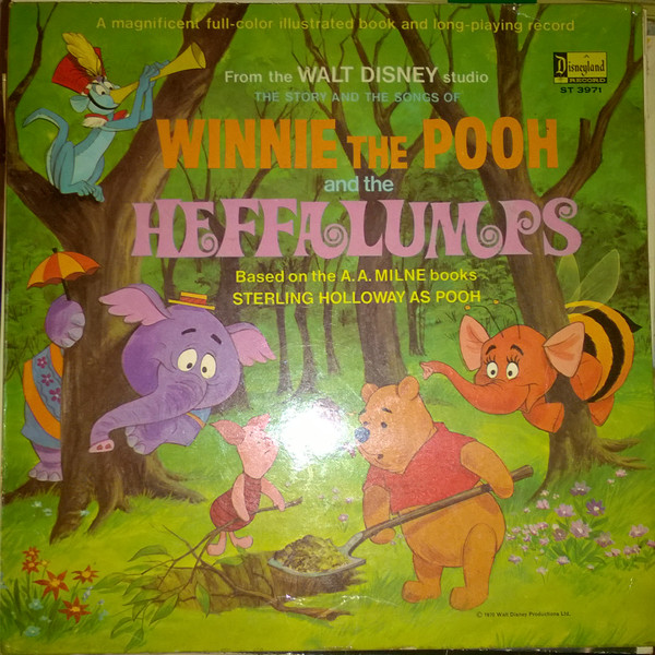 Winnie the Pooh and the Huffalumps