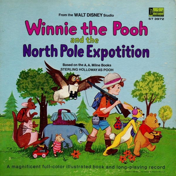 Winnie the Pooh and The North Pole Expotition