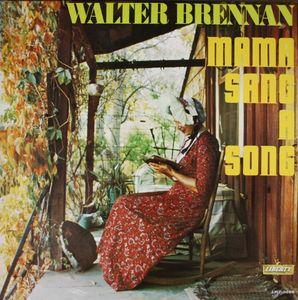 Walter Brennan Vinyl Record Albums