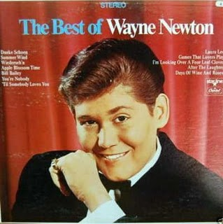Wayne Newton The Best Of Wayne Newton LP