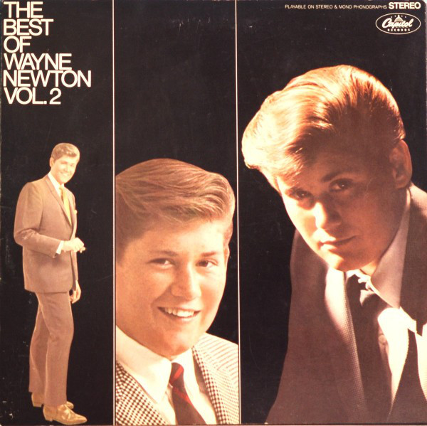 Wayne Newton The Best Of Wayne Newton Vol. 2 LP