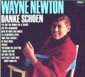 Wayne Newton - Danke Schoen [vinyl] Wayne Newton