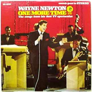 Wayne Newton One More Time LP