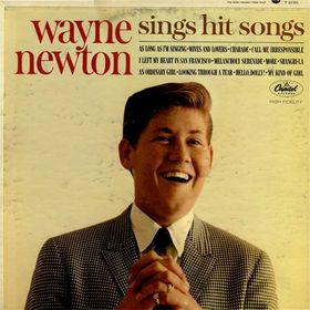 Wayne Newton Wayne Newton Sings Hit Songs LP