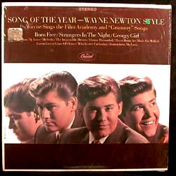 Wayne Newton Song Of The Year - Wayne Newton Style LP