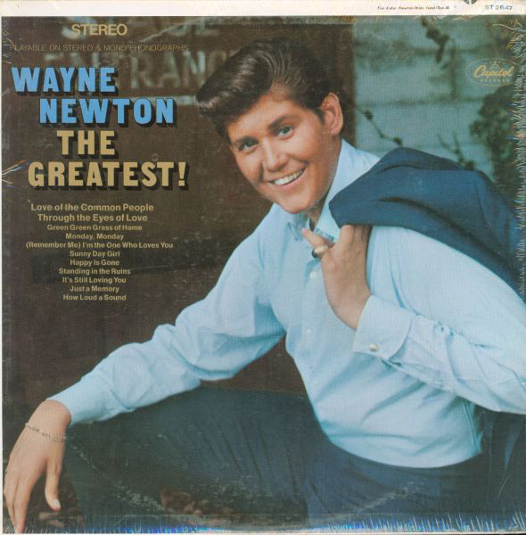 Wayne Newton--The Greatest