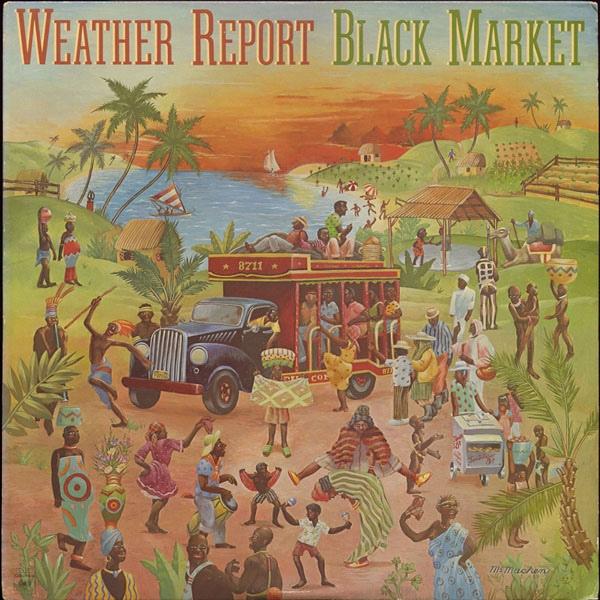 Weather Report Vinyl Record Albums