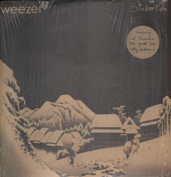 Weezer Pinkerton Records Lps Vinyl And Cds Musicstack
