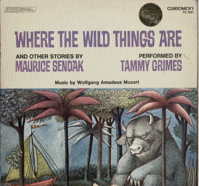 Where The Wild Things Are Performed by Tammy Grimes