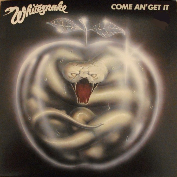Whitesnake - Come An' Get It [vinyl] Whitesnake