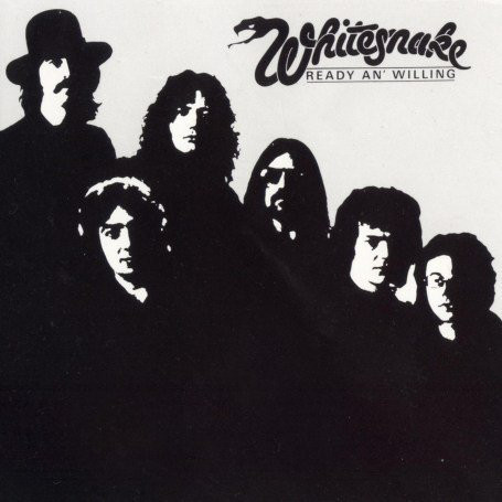 Whitesnake - Ready And Willing