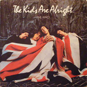 the kids are alright vinyl record