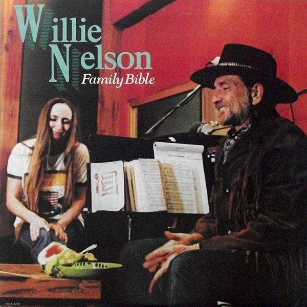 Willie Nelson - Family Bible [vinyl] Willie Nelson