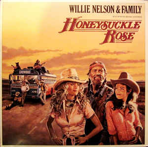 Willie Nelson - Honeysuckle Rose [vinyl] Willie Nelson & Family