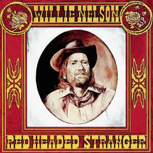 Red Headed Stranger LP