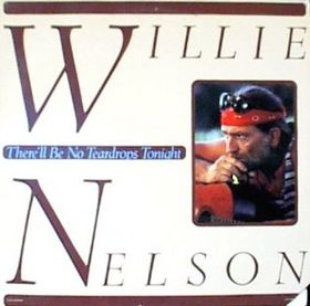 Willie Nelson - There'll Be No Teardrops Tonight [vinyl] Willie Nelson