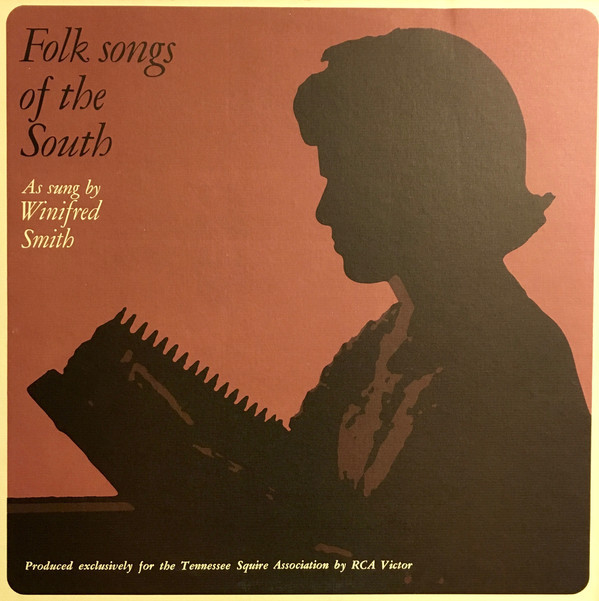 Winifred Smith Sings From Her Collection Of Authentic Ethnic Folk Songs