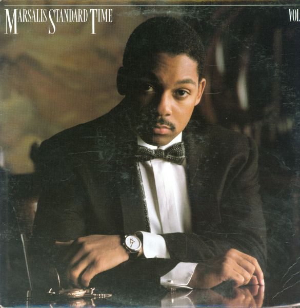 Wynton Marsalis - Marsalis Standard Time [vinyl] Wynton Marsalis