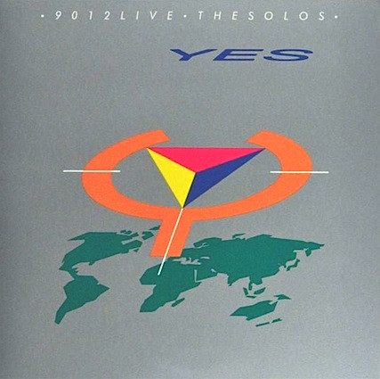 Yes - 9012 Live The Solos LP