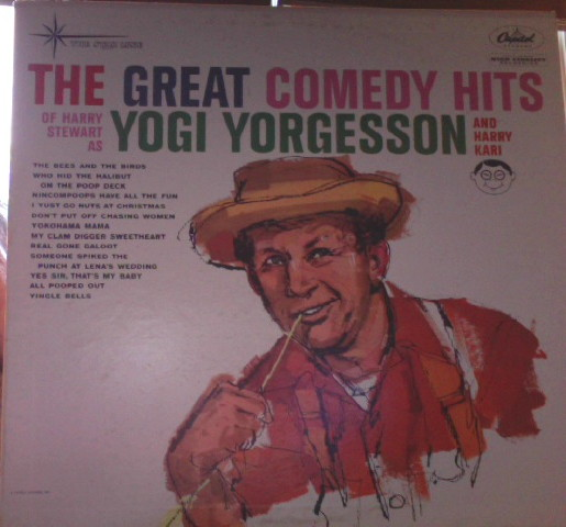 The Great Comedy Hits Of Yogi Yorgesson