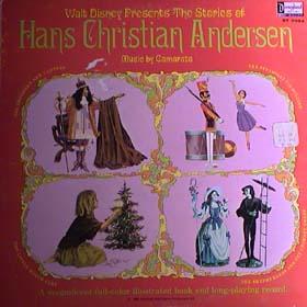 Walt Disney - Walt Disney Presents The Stories Of Hans Christian Anderson [vinyl]