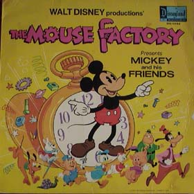 Walt Disney - The Mouse Factory Presents Mickey And His Friends