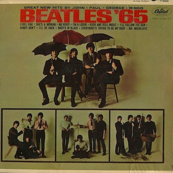 The Beatles 'Beatles '65'