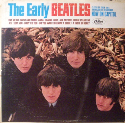 The Beatles 'The Early Beatles'