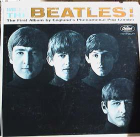 Beatles - Meet The Beatles! Single