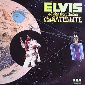 Elvis Presley - Aloha From Hawaii Via Satellite Album