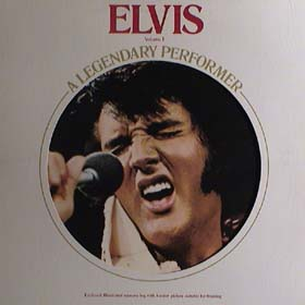 Elvis Presley - A Legendary Performer Vol. 1