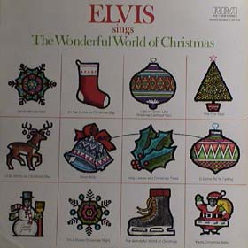 Elvis Presley - Sings Wonderful World Of Christmas