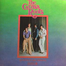 The Grass Roots Vinyl Record Albums