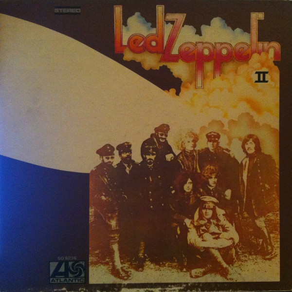 Led Zeppelin 'Led Zeppelin II'