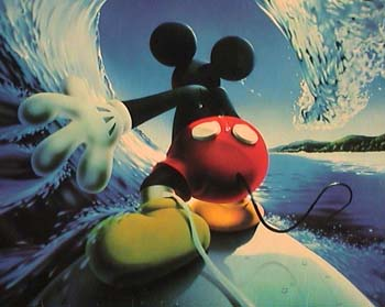 Mickey Mouse Splashdance logo