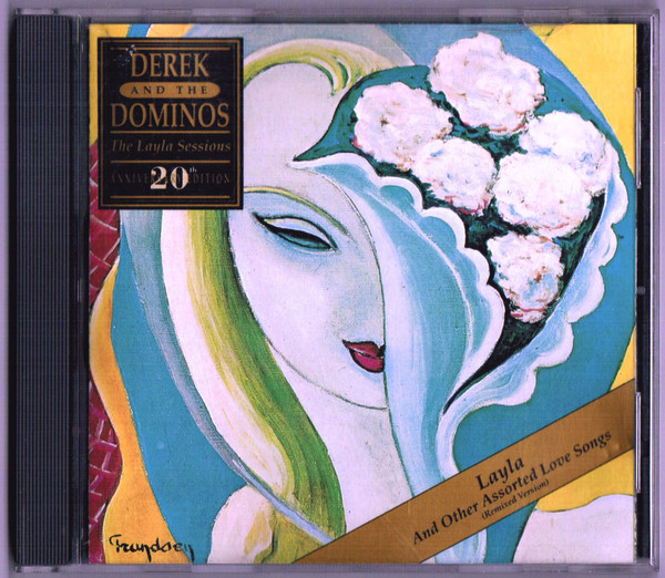 Derek Amp The Dominos Vinyl Record Albums