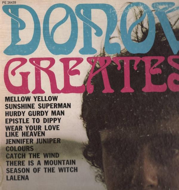 Donovan Vinyl Record Albums