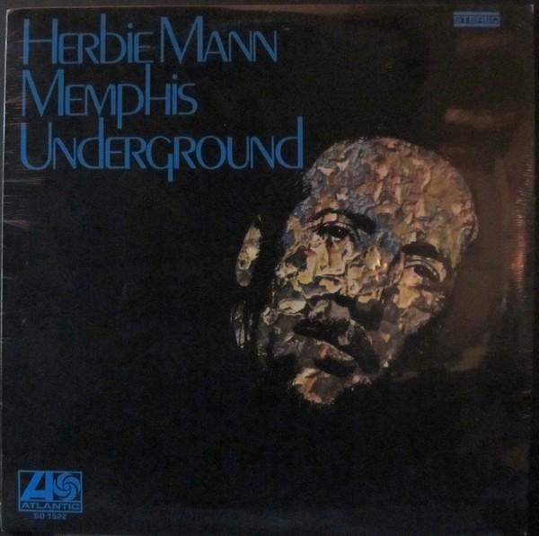 Herbie Mann Vinyl Record Albums